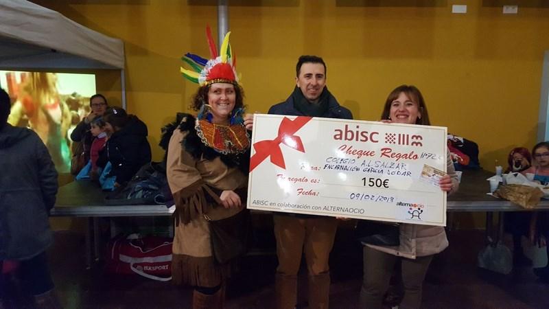 ABISC Cheque Alternaocio Baeza
